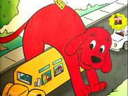 Clifford the Big Red Dog from The Big Itch
