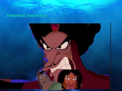 Finding Mowgli Poster