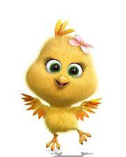 Maddie the Chick