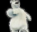 Kung Fu Polar Bear