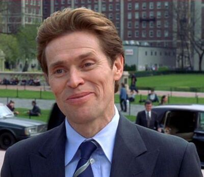Norman Osborn live action