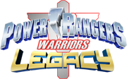 Power Rangers Warriors Legacy logo