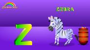 Rainbow Kidz Zebra