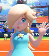 Rosalina in Mario Tennis- Ultra Smash