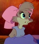 Teresa Brisby in The Secret of NIMH