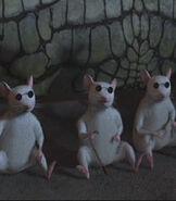 Three Blind Mice in Shrek 2