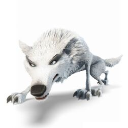 White Wolf (Little Brother, Big Trouble)