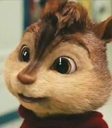 Alvin Seville in Alvin and The Chipmunks The Squeakquel