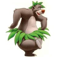 Baloo the bear