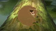 Bambi 2 porcupine