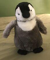 Elizabeth the Emperor Penguin Chick
