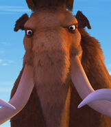 Manny in Ice Age