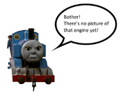 No Picture of that TTTE character yet