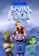 Smallfoot (LUIS ALBERTO VIDEOS GALVAN PONCE Style) Poster