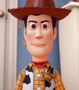 Woody in Kingdom Hearts III