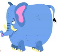 Elephant hickory dickory dock super simple songs