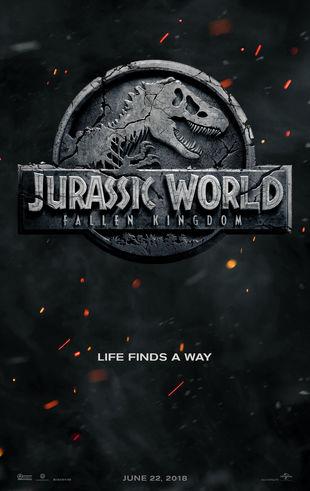 Jurassic World Fallen Kingdom Teaser Poster