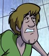 Shaggy Rogers in Scooby Doo and the Beach Beastie