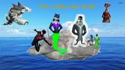 The Little She-Wolf poster