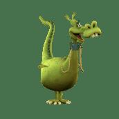 Dinko-the-dragon-the-grump