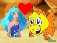 Freddi Fish X Naida