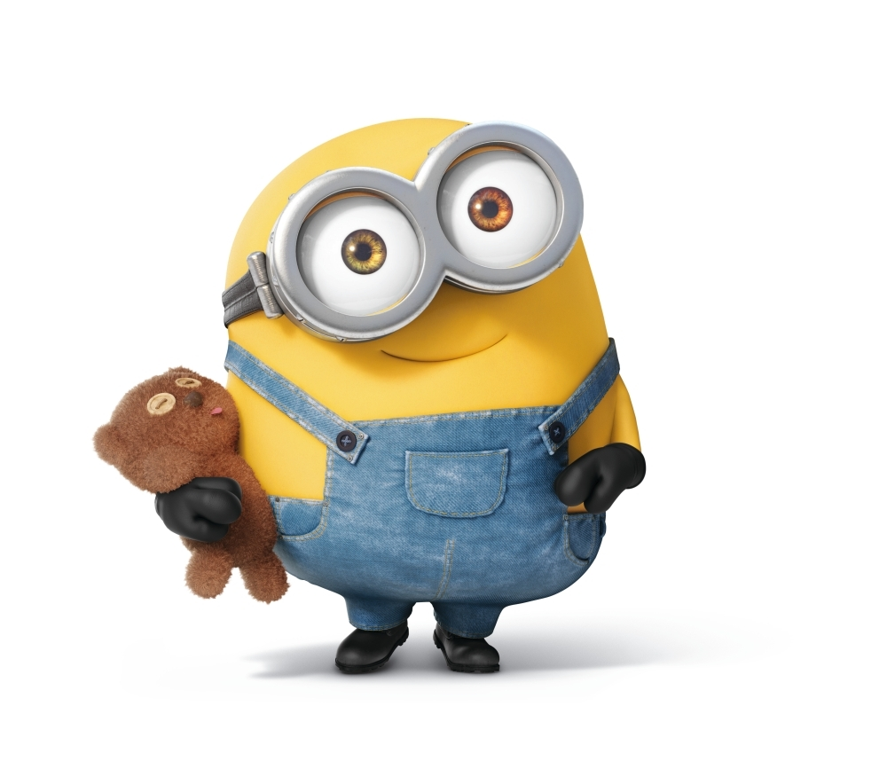 Excepcional Image - Minions bob and his teddy bear 2.jpg | The Parody Wiki  IX02
