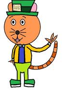 Mr Comquateater (Mad Hatter)