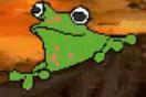 Blinky bills ghost cave - frog