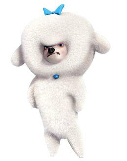 Fifi open season poodle