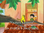 Finders Keepers Title Card