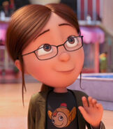Margo in Despicable Me 2