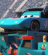 The King in Cars 3