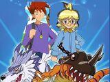 Digimon Adventure (1701Movies Human Style)