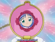 FushigiBoshi No FutagoHime Rein Reflection In The Mirror