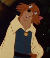 Justin in The Secret of NIMH