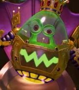 King Goobot in Jimmy Neutron Boy Genius