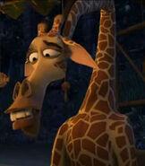 Melman in Merry Madagascar