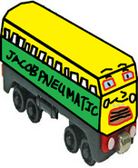 Take Along and Take 'n' Play Jacob Pneumatic.