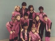 The Kids Incorporated Gang