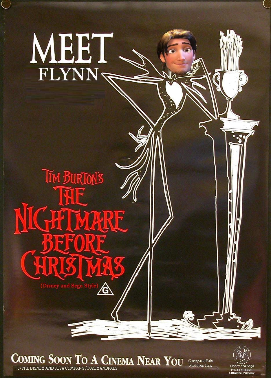 The Nightmare Before Christmas (Disney and Sega Style) | The Parody ...