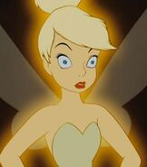 Tinker Bell in Peter Pan