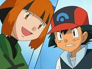 Ash vs Gardenia