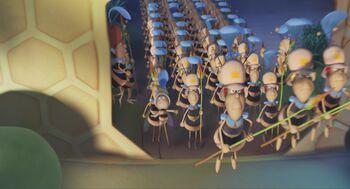 Bee Soldiers (Maya the Bee)