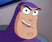 Buzz Lightyear Animated