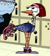 MGPaM Ostrich