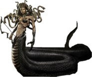 Medusa clash of the titans png by gasa979 dbto0in-fullview