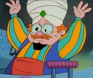 Professor Nimnul in The Carpetsnaggers