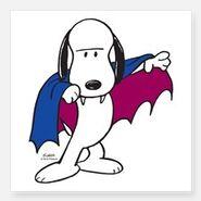 Snoopy Vampire