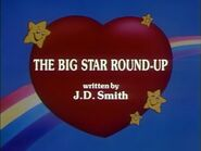 The Big Star Round-Up (Title Card)