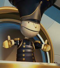 Tim the Gate Guard